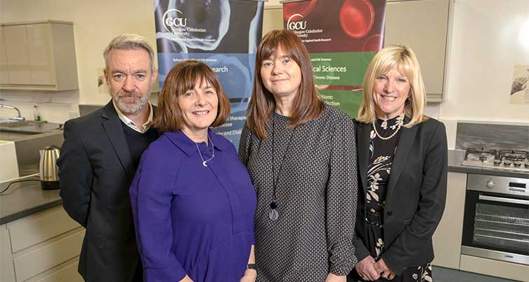 Glasgow Caledonian University confirmed as Official Food Judging Partner