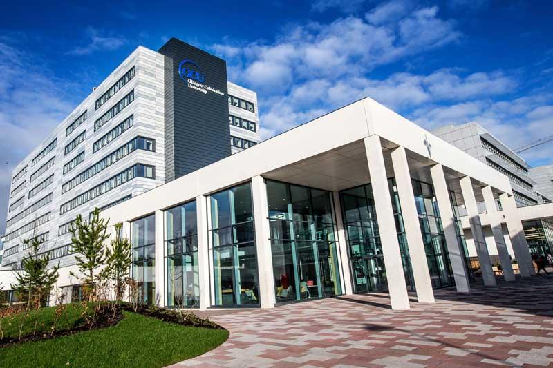 Glasgow Caledonian University campus
