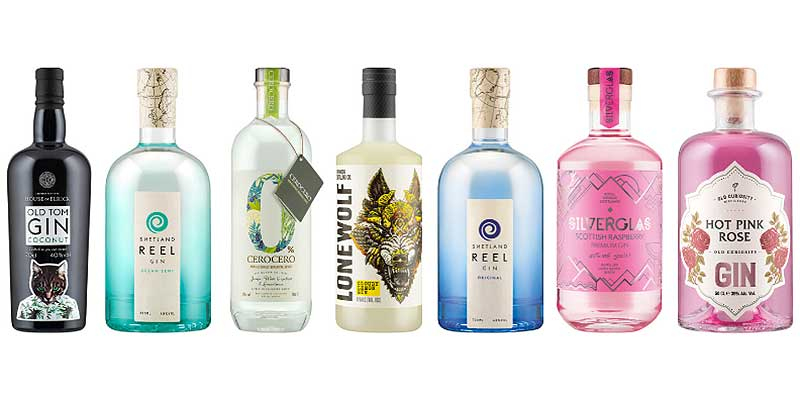 Lidl's in with Scottish gin